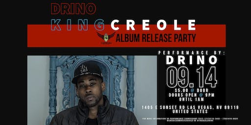 King Creole Album Release Party