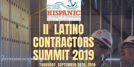 RIHCC II Latino Contractors Summit tickets