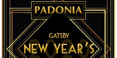 GATSBY 2020 New Year's Eve at PADONIA