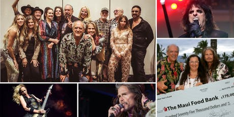 CONCERT WITH A CAUSE - Fundraiser For The Maui Arts & Cultural Centre, and Food Bank tickets