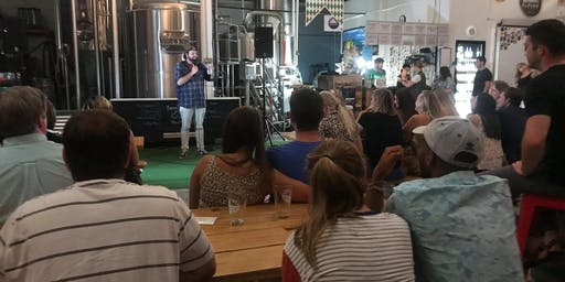 Between2Clouds' Comedy Night @Clouds Brewing