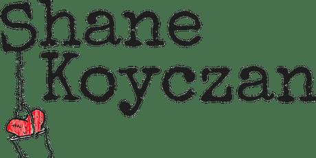 Spoken Word Showcase: Shane Koyczan tickets