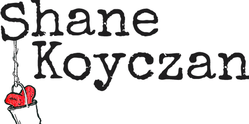 Spoken Word Showcase: Shane Koyczan