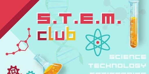 STEM Club : Geologists...rock!