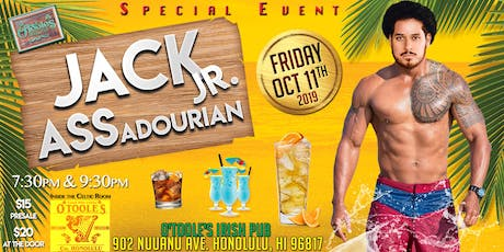 Comedy Night with Jack Assadourian Jr tickets