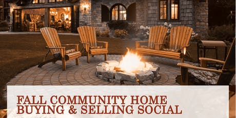 Fall Home Buying & Selling Information Social! tickets