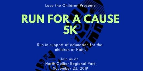 Run for a Cause tickets