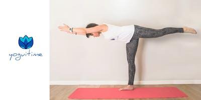 Yoga en las tardes – Delicias – Clase de Prueba