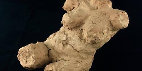 Michael Parker: Naked Life Sculpting Workshop tickets