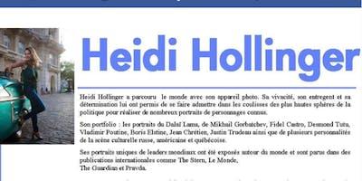 Matinée - rencontre (et Brunch) - 15 septembre 2019 - Heidi Hollinger