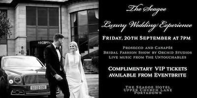 The Seagoe Luxury Wedding Experience