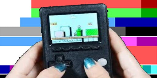 Make a Custom Handheld Retro Game Console