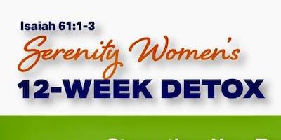 Serenity Women's 12-Week Detox