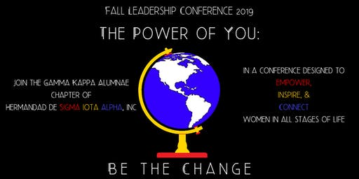 Be the Change: FLC 2019