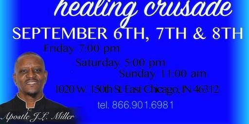 2019 Miracle Healing Crusades