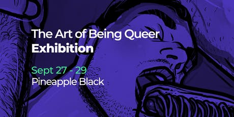 The Art of Being Queer Exhibition tickets