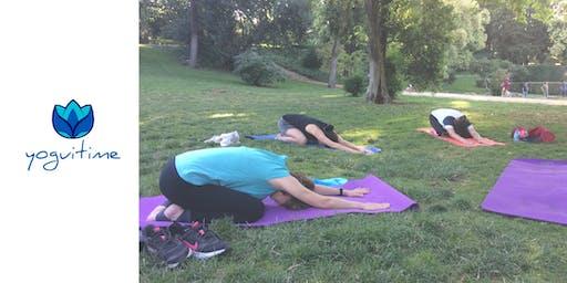 Ashtanga Yoga Sábados - Tirso de Molina - Clase de Prueba