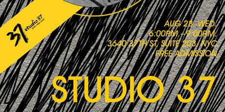 STUDIO 37 Opening Party tickets