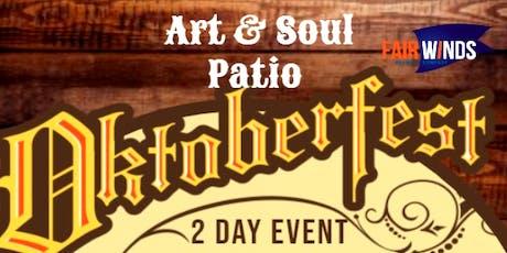 Oktoberfest: 2 Day Patio Event tickets