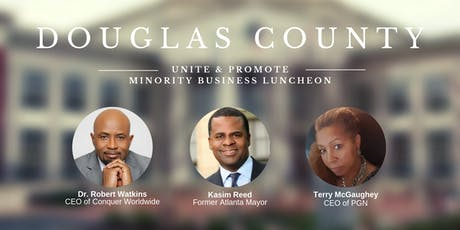 Unite, Attract and Promote Minority Business Luncheon tickets