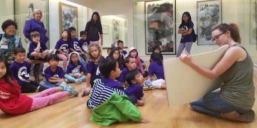 Craft + Story Program For Kids