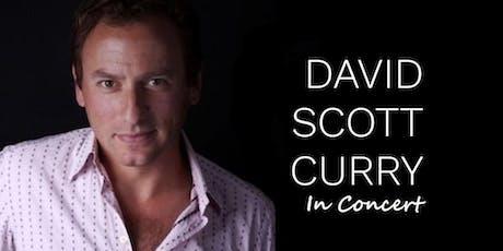 Concert by Tenor David Scott Curry tickets