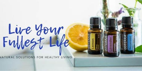 DoTERRA Rollerbottle Make & Take and Essential Oil Class tickets
