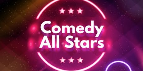 Stand Up Comedy ( Comedy All Stars ) Montreal Comedy club tickets
