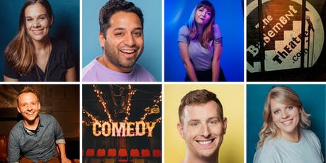 Sunday Stand-Up at the Basement Theatre tickets