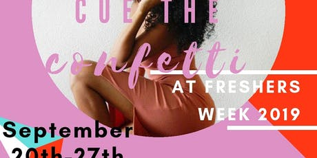 Goldsmiths' Freshers Week tickets