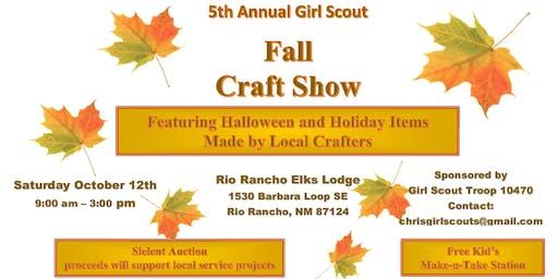 Girl Scout Craft Fair
