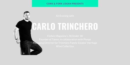 DC --  Master Wine Tasting with Carlo Trinchero