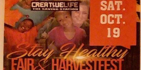 Stay Healthy Fair & HarvestFest