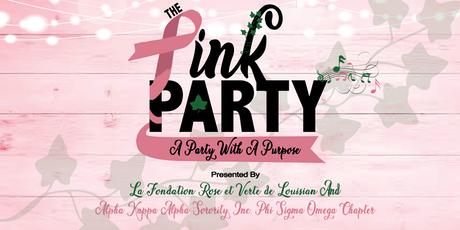 The Pink Party tickets