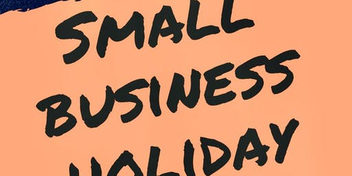 Small business holiday Market