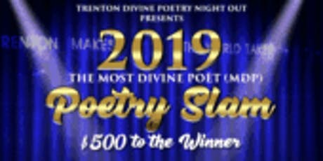 The Most Divine Poet Poetry Slam tickets