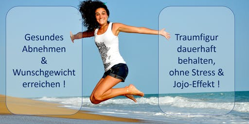 Gesundes Abnehmen - Wunschgewicht erreichen - Traumfigur dauerhaft behalten