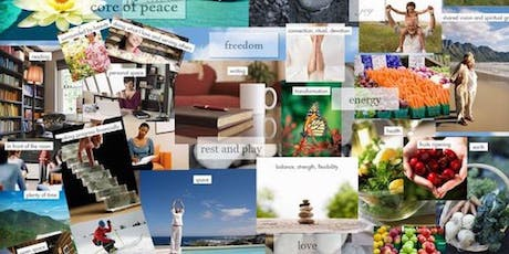 CREATE YOUR LIFE ~ Vision Board Workshop tickets