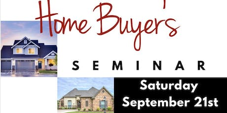 Homebuyer's Seminar tickets
