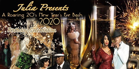 Julia's Roaring 1920's 50th Birthday/New Year's Eve Bash tickets