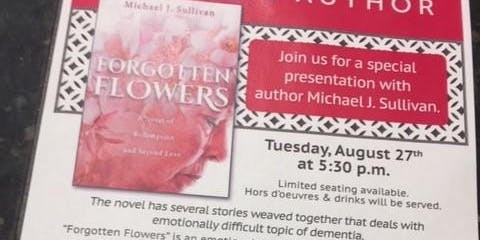 A Special Presentation with author Michael J. Sullivan