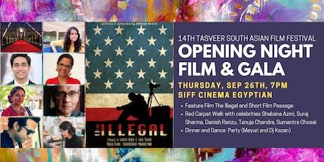 TSAFF2019: Opening Night: The Illegal | Passage tickets