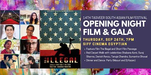 TSAFF2019: Opening Night: The Illegal   Passage