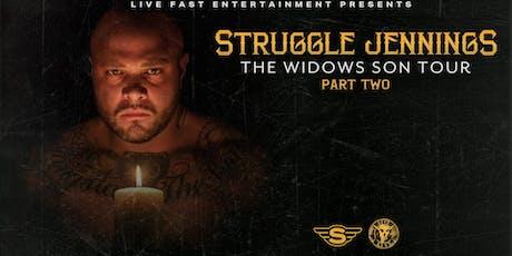 Struggle Jennings - The Widows Son Tour tickets