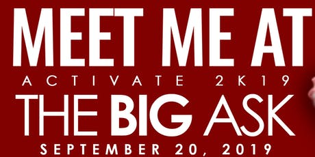 The Big ASK Conference tickets