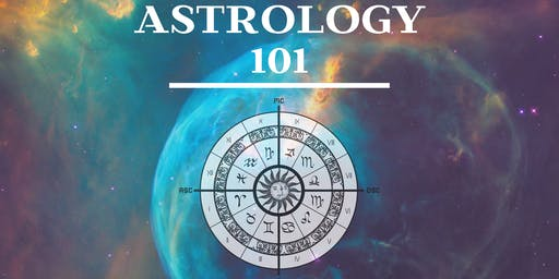 Astrology 101 with Rachael Graham L.M.T.