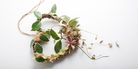 Small Living Wreath Workshop tickets
