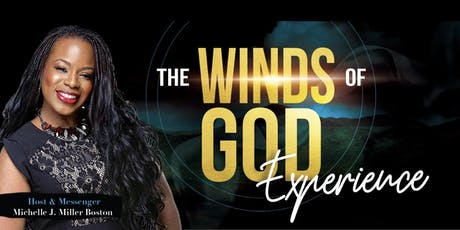 The Winds of God Experience tickets