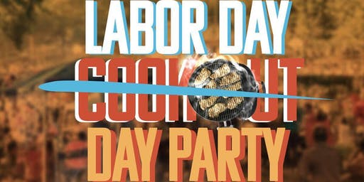 Labor Day Cookout Day Party