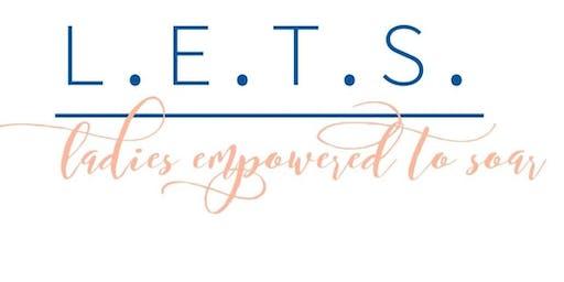 L.E.T.S. Conference 2019 - I'm All In!